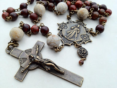 Image result for image of rosary